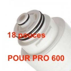 """lot pre- filtre 18"""" PRO 600"""