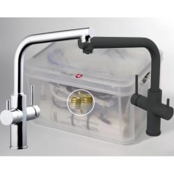 Osmodyn PREMIUM + robinet 3 voies H Noir