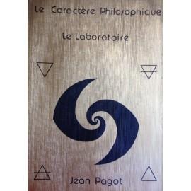 J.Pagot Le laboratoire
