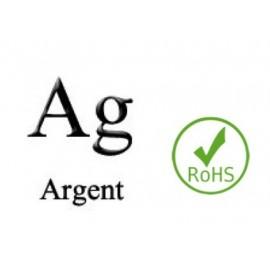 Electrode Argent Ag