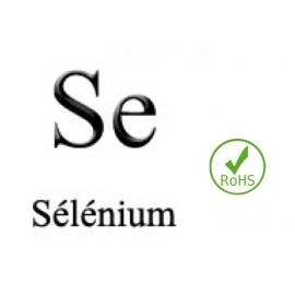 Electrode Sélénium, Se