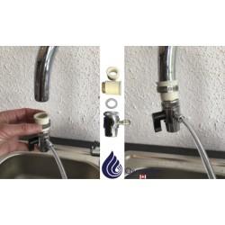 Adaptateur universel robinet