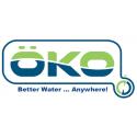 Bouteille filtrante et Survivor Öko