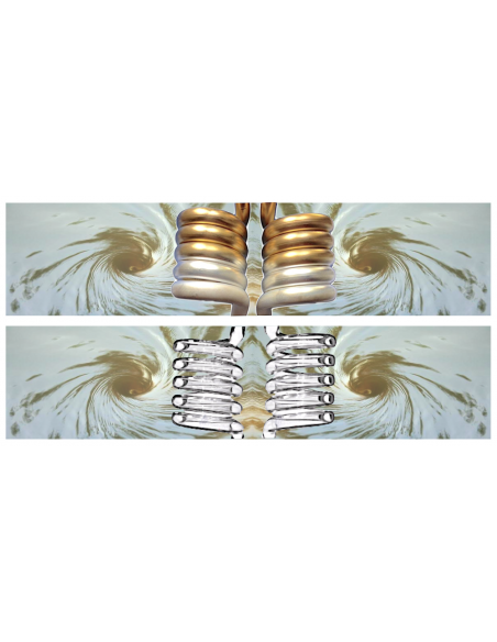 Double vortex Osmodyn