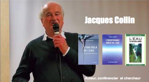 Jacques collin et l'eau osmodyn