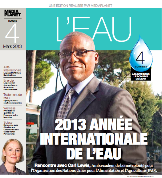 Journée internationale de l'eau