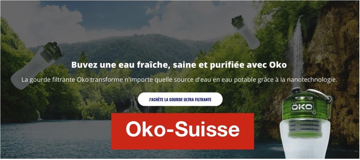 Oko livraison Suisse