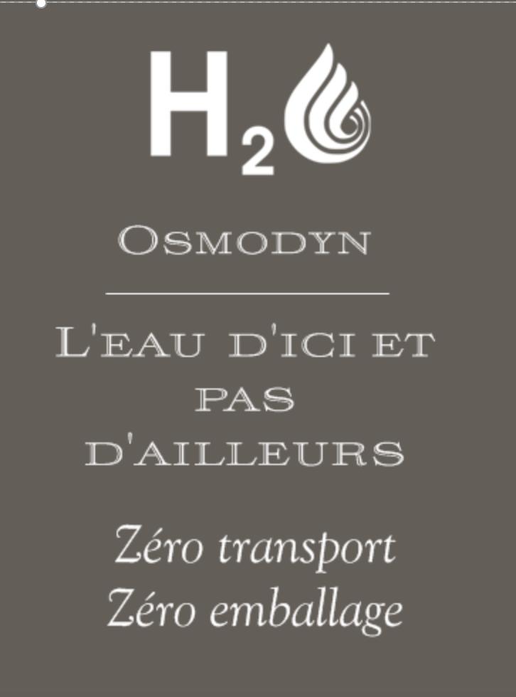 Osmodyn, osmoseur