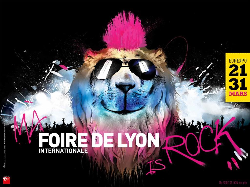 Osmodyn foire internationale de Lyon