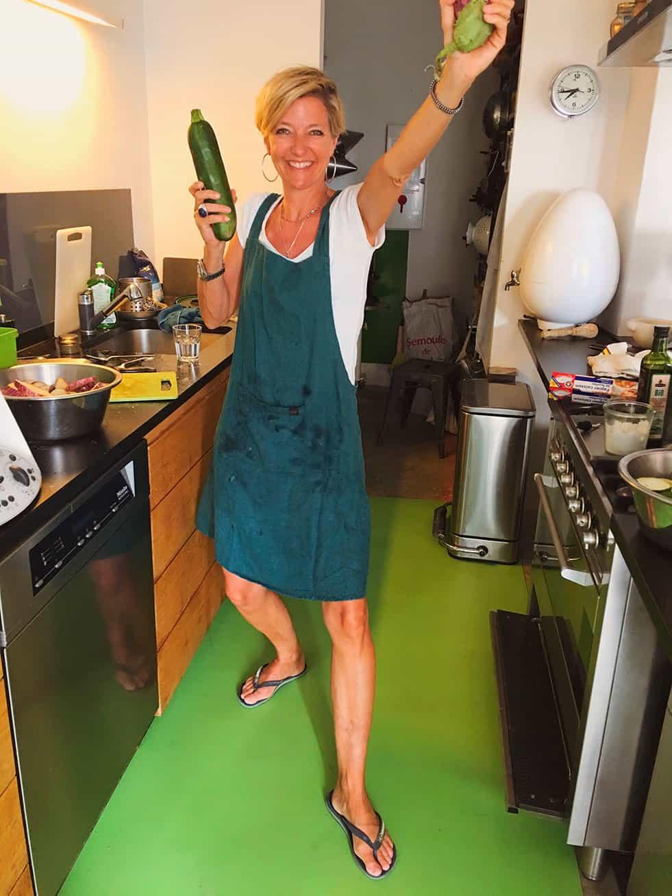 Une table mêlant cuisine de qualité et saveurs de Provence