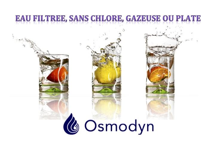 Water Bar Eau Osmodyn